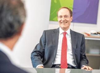 Günther Reisel im Interview