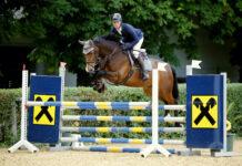 Jakob Rainer und Contessa im Pferdezentrum Stadl-Paura