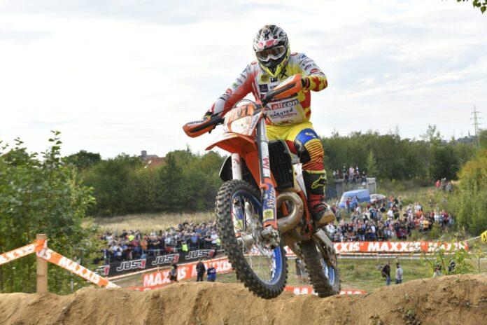 Werner Müller in Action
