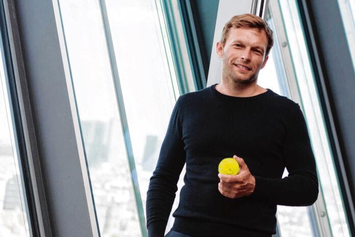 Porträt von Christoph Kullnig, Head of Group Marketing RBI