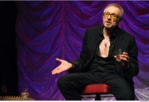 Josef Hader auf der Bühne