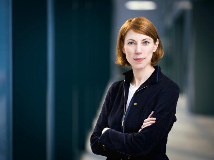 Porträt von Ariane Pfleger