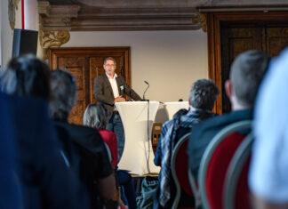 Das Publikum erhielt spannende Einblicke ins Green Banking.
