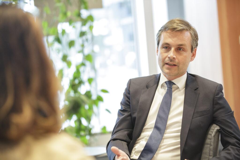 Martin Hauer im Interview