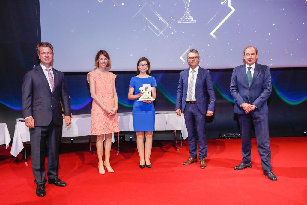 Die RB Oststeiermark Nord wurde mit dem Video-Award ausgezeichnet.